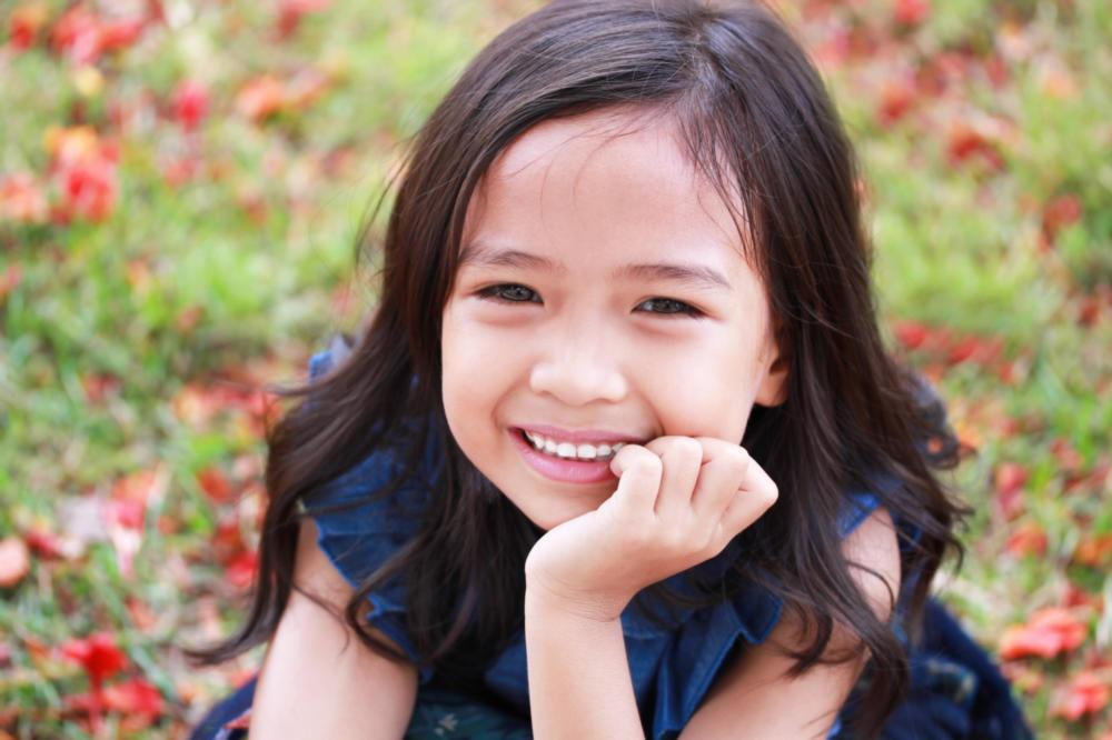 Smiling Girl | Pediatric dentistry Decatur IL