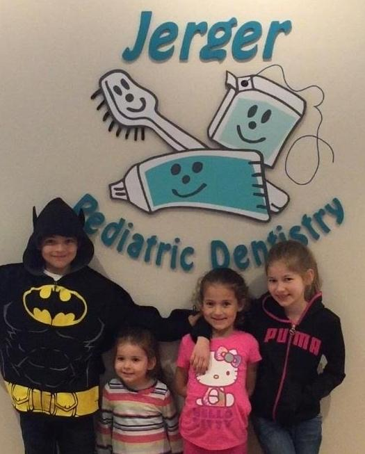 Pediatric Dentistry by Dr. Bret Jerger: Jerger Pediatric Dentistry