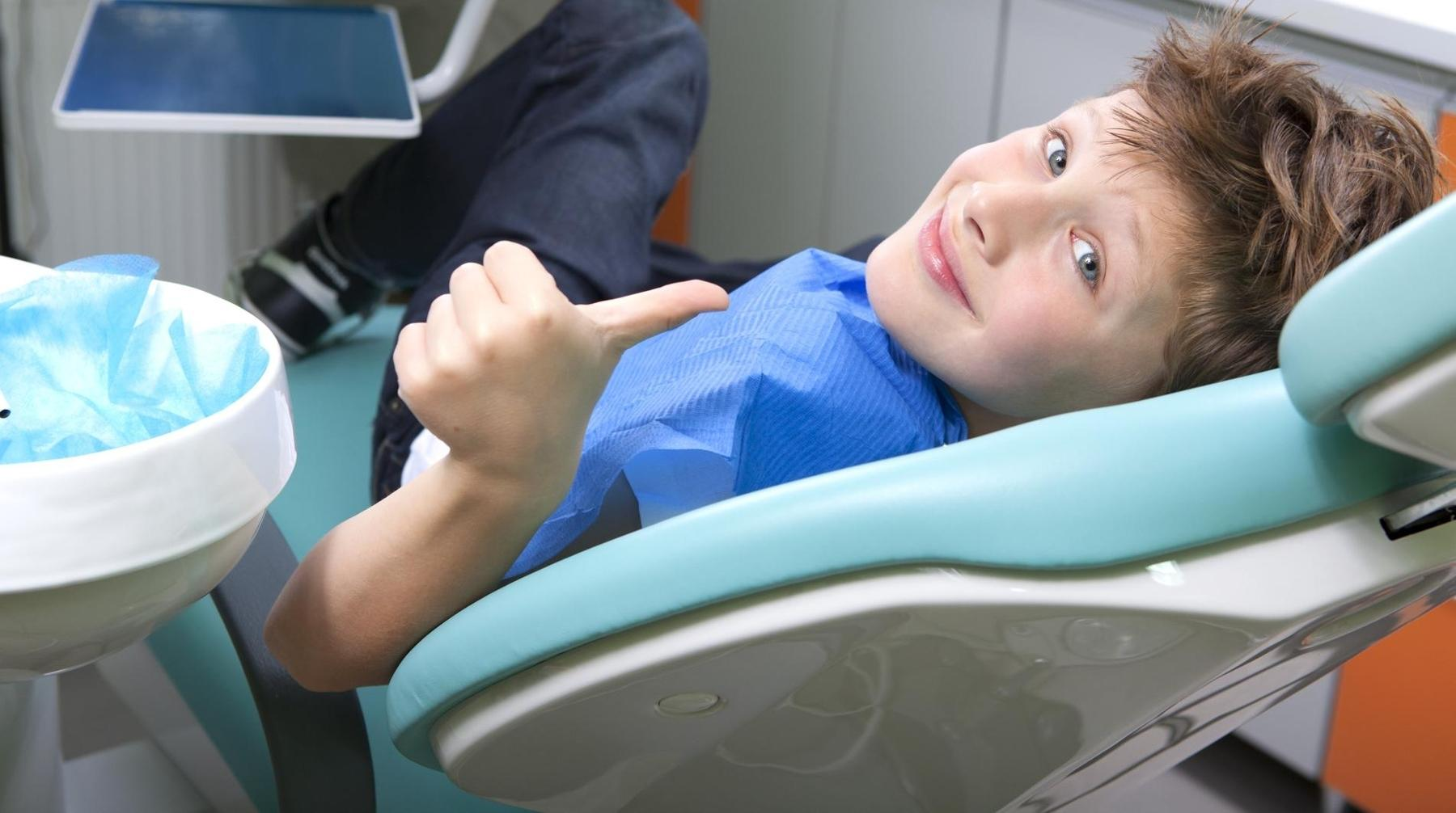 good home dental routines for children decatur il