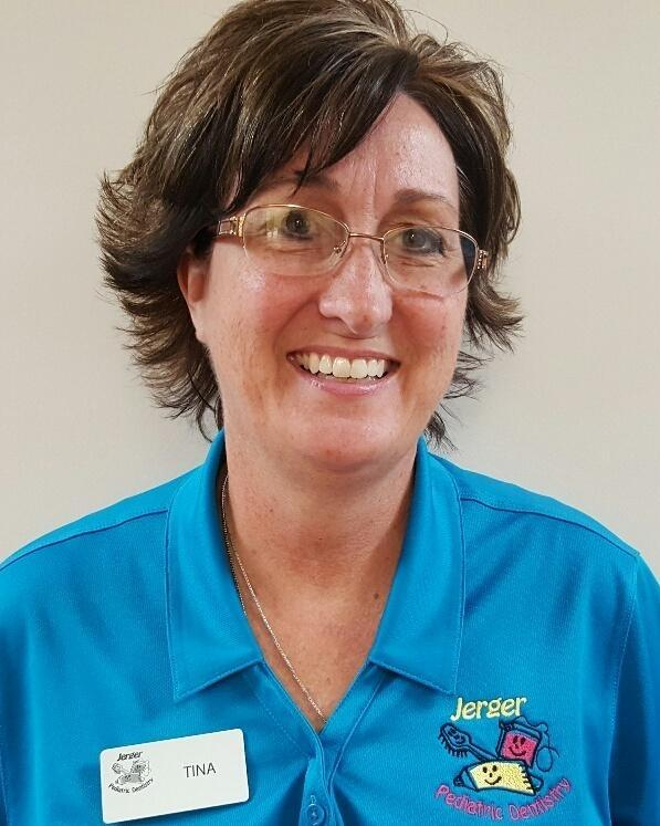 Dental Hygienist Tina | Jerger Pediatric Dentistry