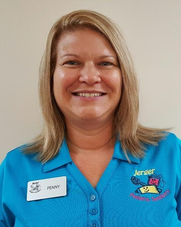 Financial Coordinator Penny | Jerger Pediatric Dentistry