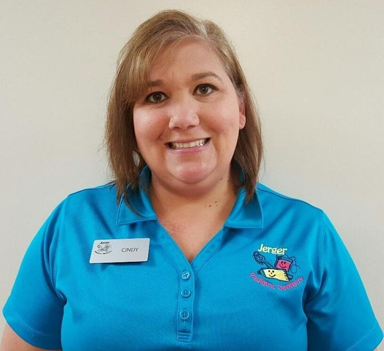 Dental Assistant Cindy | Jerger Pediatric Dentistry