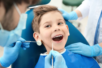 Jerger Pediatric Dentistry | Services